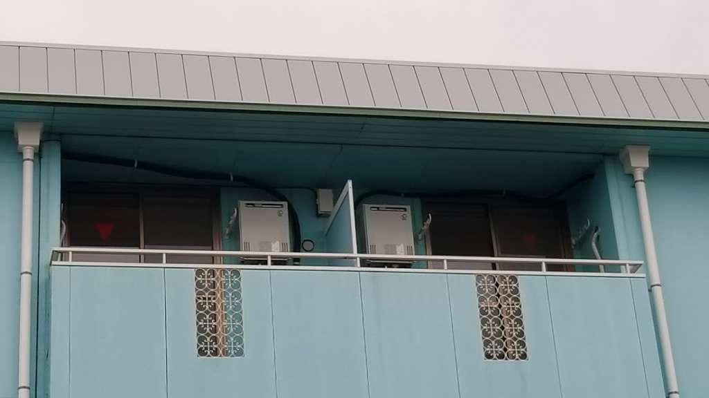 高崎市 Mアパート様 屋根補修工事 施工後