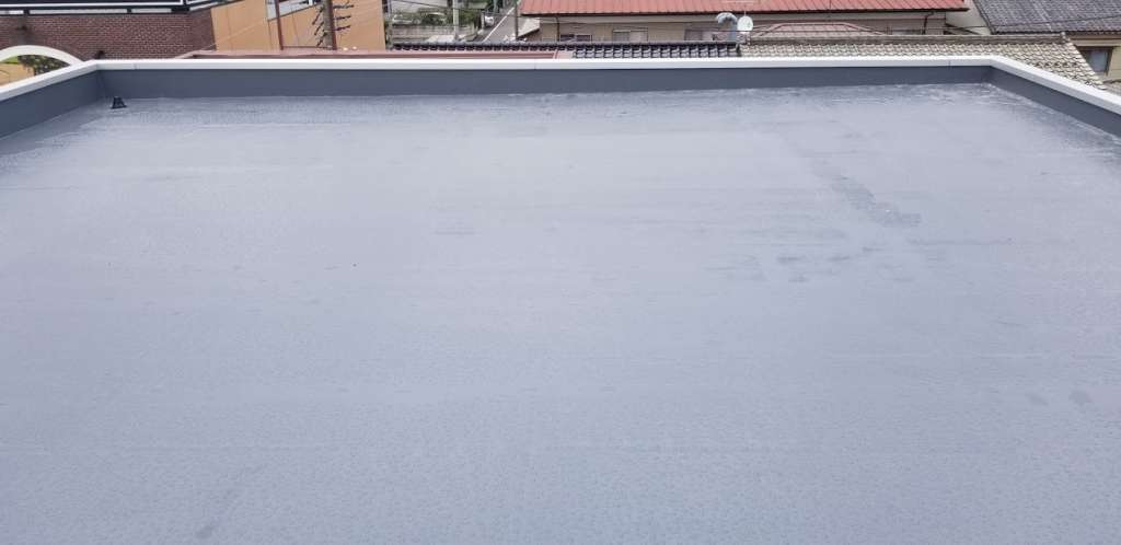 高崎市 Hハイツ様 防水工事 雨漏り修理|施工後