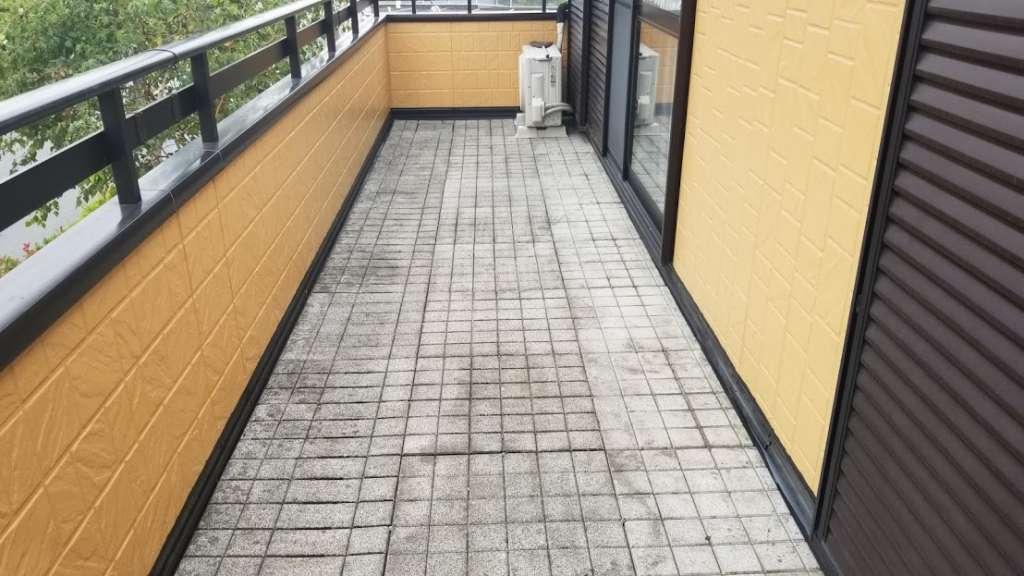 埼玉県寄居町 T様邸 ベランダ防水工事 積水ハウス|施工後