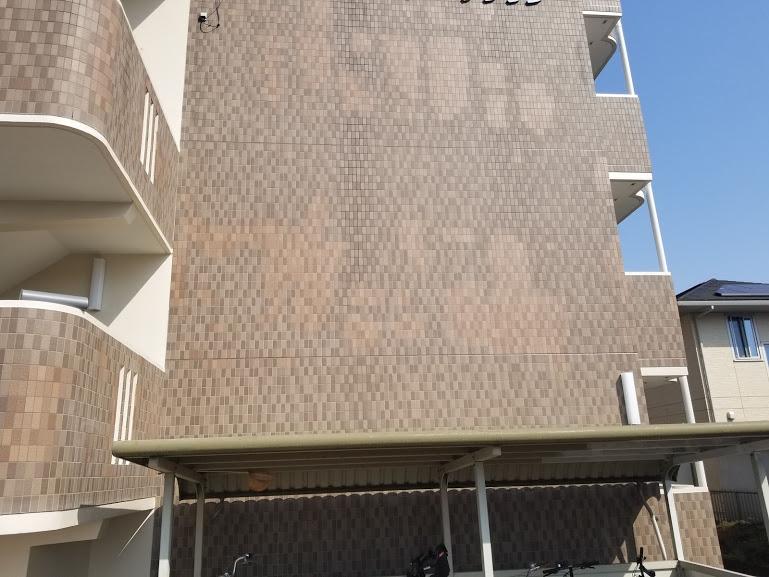 栃木市 YSマンション様 タイル張替工事|施工後