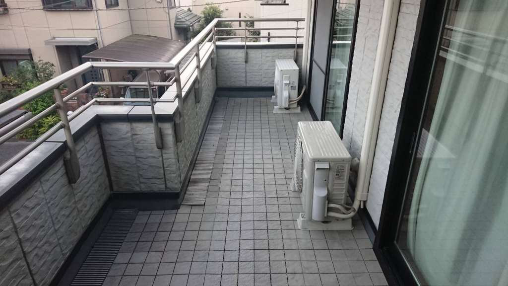 上尾市 S様邸 ベランダ防水工事 セキスイハウス|施工後