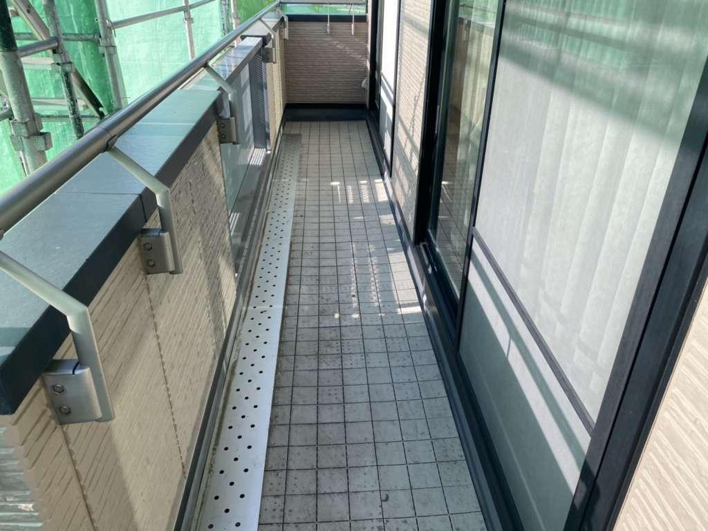 埼玉県加須市 T様邸 バルコニー防水工事 セキスイハウス|施工後